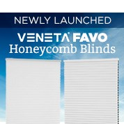 Veneta Favo Honeycomb Blinds