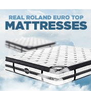 Real Roland Euro Top Mattresses