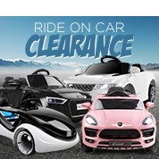 Ride On Car Clearance