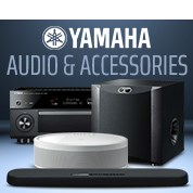 Yamaha Audio & Accessories Sale