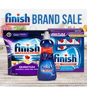 Finish Brand Sale