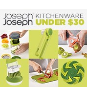 Joseph Joseph Kitchenware Under $30