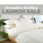 Dreamluxe Bedding Sale