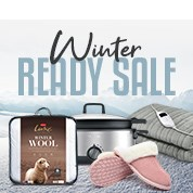 Winter Ready Sale