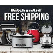 KitchenAid Free Shipping Sale