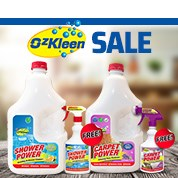 OzKleen Sale Up To 39% Off