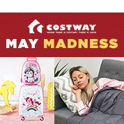 Costway May Madness Sale