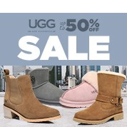 Ugg Express Up To 50% Off Sale