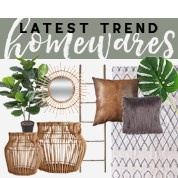 Latest Trend Homewares Sale