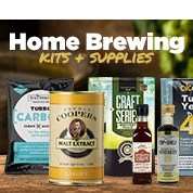 Home Brewing Kits & Supplies Sale