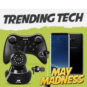 May Madness: Trending Tech