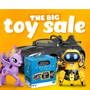 The Big Toy Sale