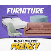 Free Shipping Frenzy: Furniture