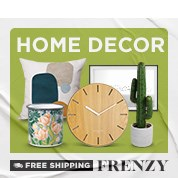 Free Shipping Frenzy: Homewares