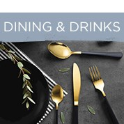 Obsessed With Entertaining: Dining & Drinks