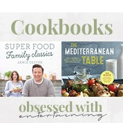 Obsessed With Entertaining: Cookbooks