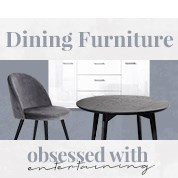 Obsessed With Entertaining: Furniture