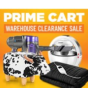 Prime Cart Warehouse Clearance Sale