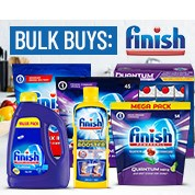 Bulk Buys: Finish