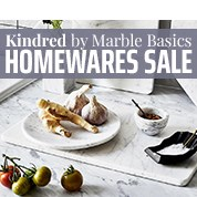 Kindred By Marble Basics Homewares Sale