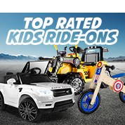 Top Rated Kids Ride On Toys