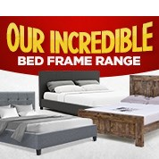 Our Incredible Bed Frame Range