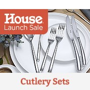 House Launch Sale: Cutlery Sets