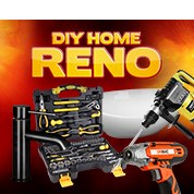 DIY Home Reno Sale