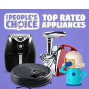 The People's Choice: Top Rated Appliances