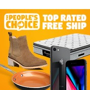 The People's Choice: Top Rated Free Shipping Deals
