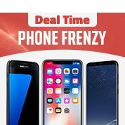 Deal Time: Phone Frenzy