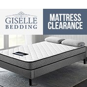 Giselle Bedding Mattress Clearance