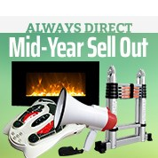 Always Direct Mid-Year Sell Out