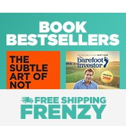Free Shipping Frenzy: Book Best Sellers