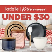 Ladelle Kitchenware Under $30
