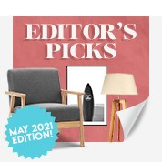 Editor's Picks: Everything For Your Home
