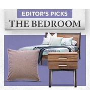 Editor's Picks: The Bedroom
