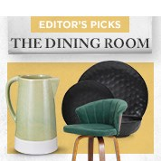 Editor's Picks: The Dining Room