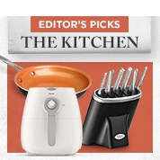 Editor's Picks: The Kitchen