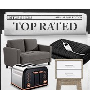 Editor's Picks: Top Rated