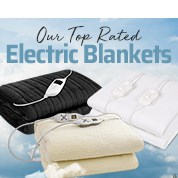 Our Top Rated Electric Blankets
