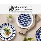 Maxwell & Williams Tableware Sale