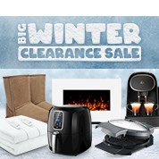 Big Winter Clearance