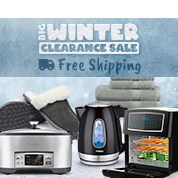 Big Winter Clearance: Free Shipping