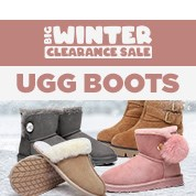 Big Winter Clearance: Ugg Boots
