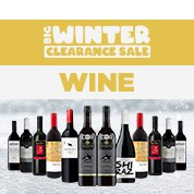 Big Winter Clearance: Wine