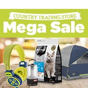 Country Trading Store Mega Sale