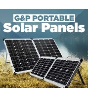 G&P Portable Solar Panels