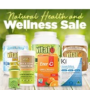 Natural Health & Wellness Sale