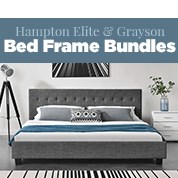 Hampton Elite & Grayson Bed Frame Bundles